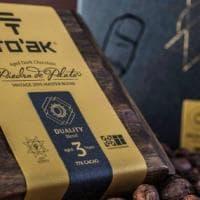 La barretta di cioccolato più cara del mondo: cacao raro e invecchiamento in botte