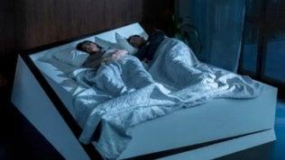 Questo letto potrebbe salvare la vostra vita di coppia: ecco perché