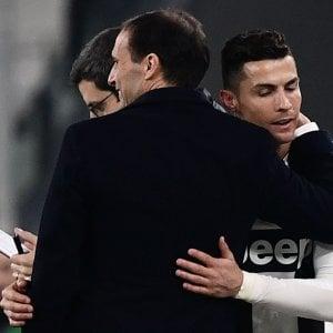 """Juventus, Allegri: """"Stiamo crescendo, a Madrid dovremo fare gol"""""""