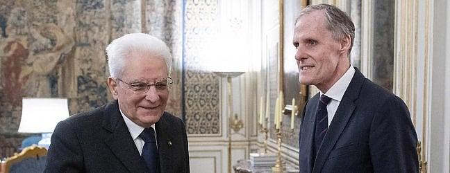 Italia-Francia, Mattarella riceve l'ambasciatore Masset e accetta l'invito di Macron a Parigi