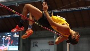 Atletica, il 'volo' di Tamberi: salta 2,32 agli Assoluti di Ancona
