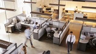 Avvocati, architetti e uomini della finanza: la pausa pranzo è light