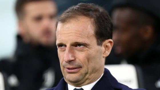Juventus, la ricetta di Allegri per Madrid: ''Concentrazione e testa leggera''