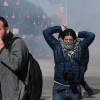 Albania, scontri a Tirana: assaltata la sede del governo