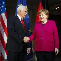 Merkel difende il multilateralismo, gelo con gli Usa sull'Iran