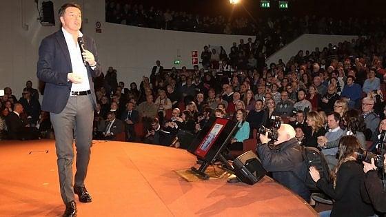 Autonomia, Renzi: