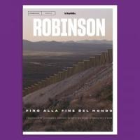 Robinson, oltre la barricata