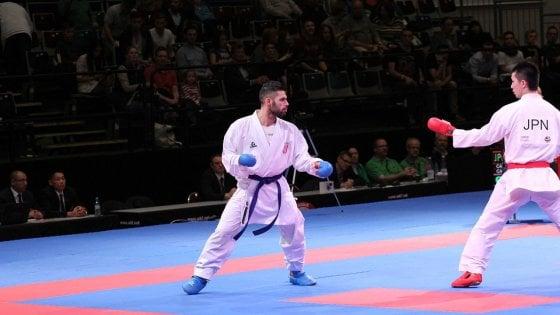 Karate, Premier League: italiani puntano a sei medaglie a Dubai