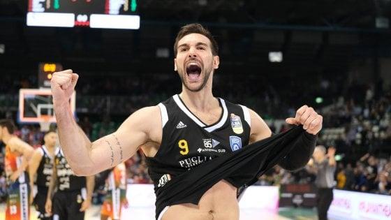 Basket, Coppa Italia: Brindisi piega Sassari, finale inedita con Cremona