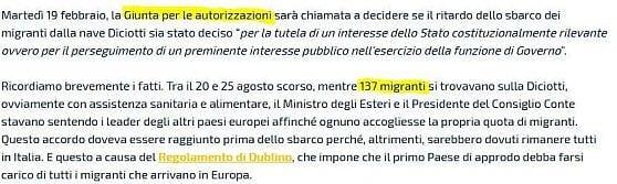"""5S, consultazione online su Salvini: """"Se dici no al processo, vota sì"""". Grillo contesta il quesito. Nugnes: """"La formula non è chiara"""""""