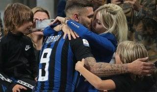 Wanda Nara, messaggio ai tifosi: sui social Icardi in lacrime in maglia Inter