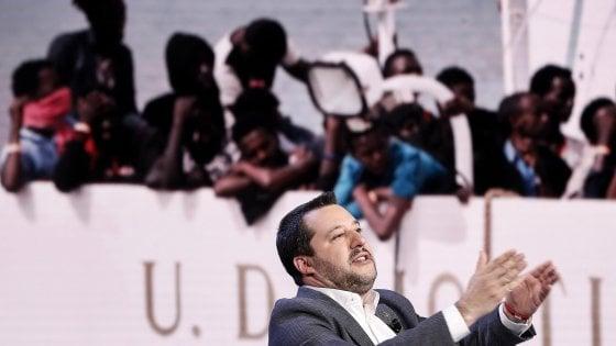 Salvini, nessun gruppo unico per le europee