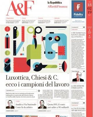 Occupazione, come è cambiata nelle prime 200 aziende italiane