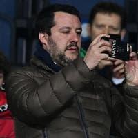 """Caso Diciotti, Salvini: """"I 5Stelle? Facciano quel che vogliono. Contrattazione con loro..."""