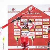 Sci, Mondiali Are: Hirscher si conferma re in slalom, è festa austriaca