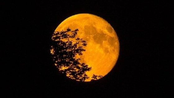 Il 19 febbraio la super Luna più grande dell'anno