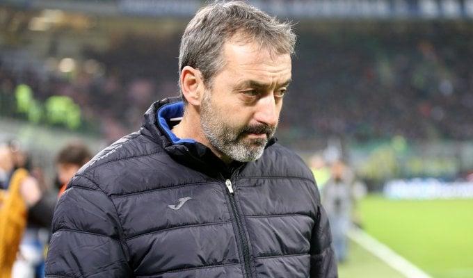 """Sampdoria, Giampaolo: """"Noi poco furbi, non meritavamo di perdere"""""""