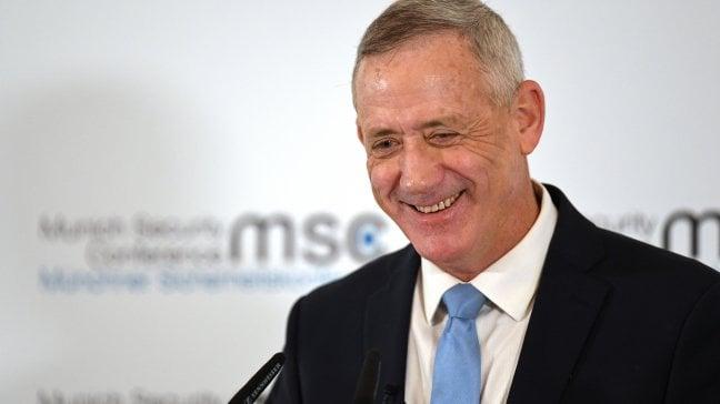 Benny, occhi d'acciaio, insidia Netanyahu