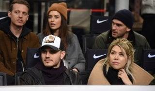 """Caso Icardi, Wanda Nara avvia il disgelo: """"L'Inter è la nostra famiglia"""""""
