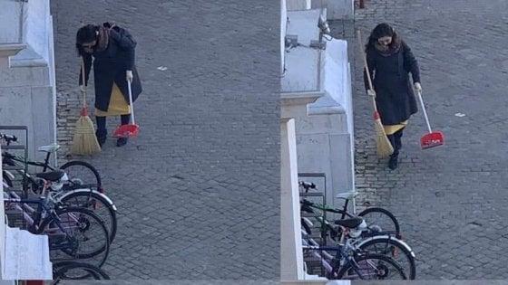 Trovata la spazzina anonima di Pesaro: è una cantante giappo