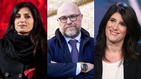 """M5S, Appendino, Nogarin e Raggi a favore del processo a Salvini. Dietrofront Grillo: """"Su Rousseau una battuta, fiducia in Di Maio"""""""