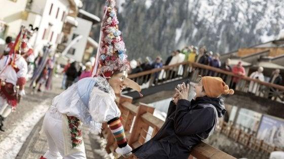 In Val di Fassa va in scena il Carnevale Ladino