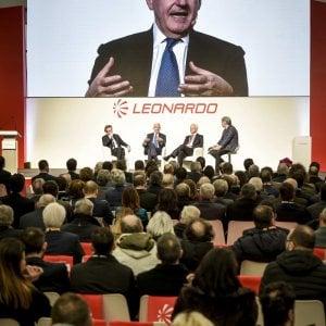 Leonardo, ennesima smentita: non entreremo nella nuova Alitalia
