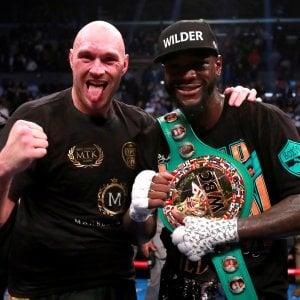 Boxe, la Espn blinda Fury: 90 milioni per cinque match