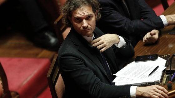 Daniele Pesco, presidente M5S della commissione Bilancio del Senato
