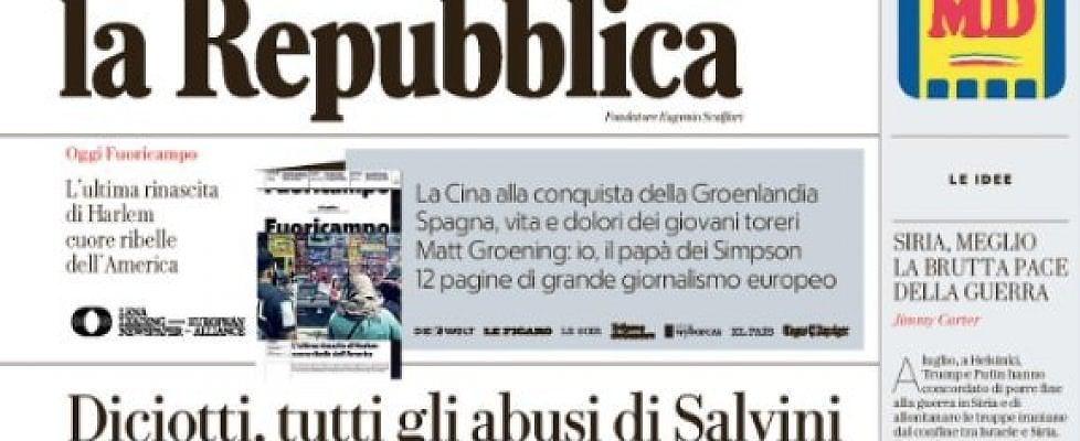 La forza di un giornale in un mondo irriconoscibile