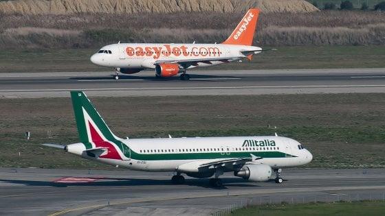 Alitalia, Delta e Easyjet pronte a investire 400 milioni