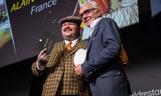 Camanini e Bottura: l'Italia delle eccellenze e della solidarietà gastronomica trionfa a Parigi