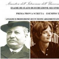 Maturità, online le simulazioni della prima prova: italiano. Le tracce su Pascoli,...