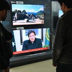 "Kashmir, Khan avverte l'India: ""Se ci attaccate reagiremo"""
