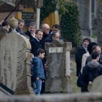 Profanate 80 tombe in un cimitero ebraico in Alsazia. L'omaggio di Macron, Francia in...