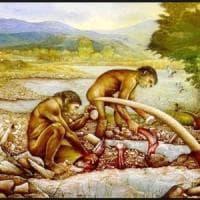 L'homo sapiens predava piccole scimmie e scoiattoli