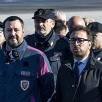 """Gabrielli: """"Salvini indossa la divisa? È un gesto di attenzione"""""""