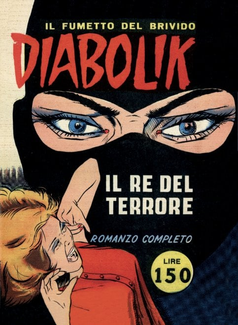 diabolik fumetti da