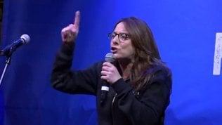 """La deputata leghista: """"Il Pd non ha aiutato i giovani a prostituirsi"""""""