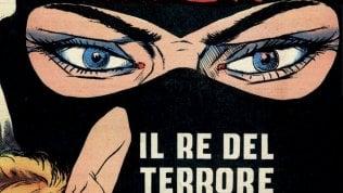 Diabolik, il primo albo e il mistero del disegnatore scomparso