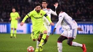 Champions, andata ottavi.Il Liverpool non sfonda, pari senza gol con il Bayern MonacoIl Lione ferma il Barça: 0-0