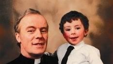 Vincent, figlio di un sacerdote: