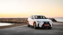 Nuovo UX Hybrid, Lexus all'attacco