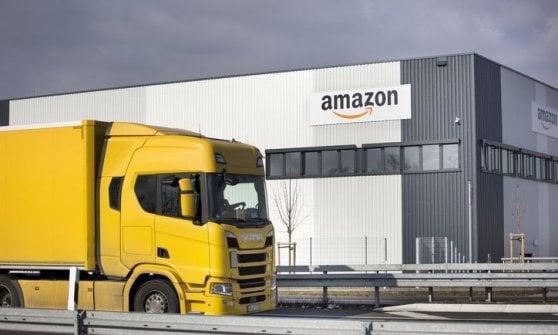 """Amazon: """"Entro il 2030 spedizioni a impatto zero"""""""