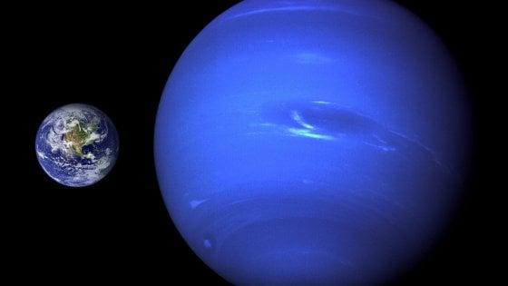 Sorpresa, il Sistema solare è più grande: Nettuno ha una luna in più