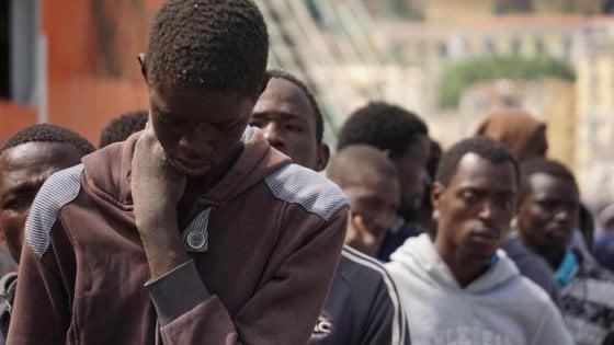 Frontex: in Italia meno migranti dal 2012