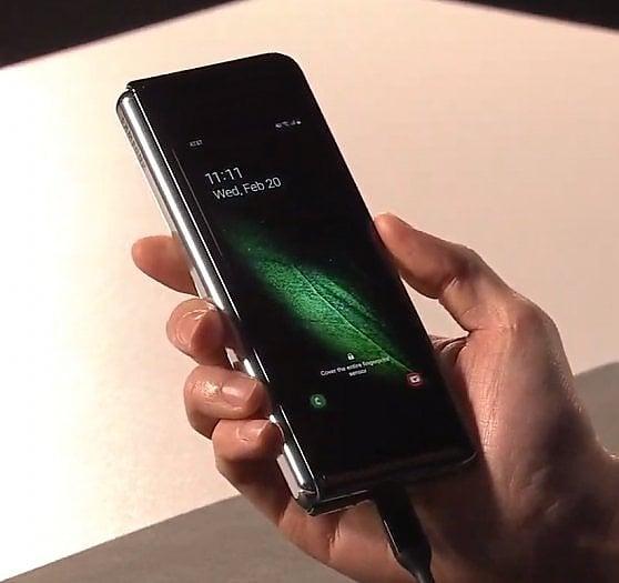 """Ecco il Samsung Galaxy Fold: """"L'era degli smartphone pieghevoli comincia oggi"""""""