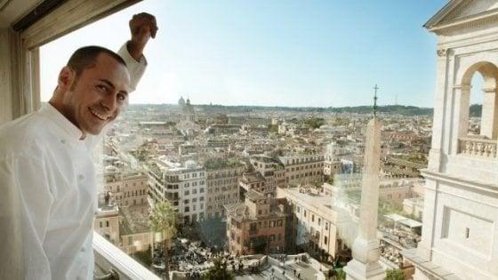 Roma, Francesco Apreda lascia l'Imago dell'hotel Hassler