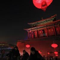 Cina, la Città Proibita apre le porte di notte: la prima volta nella storia