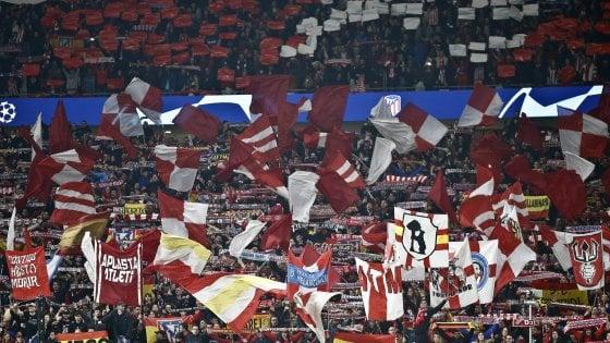 Champions, stampa: ''Atletico mette alle corde la Juve''